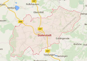 Spendenzentrum Duderstadt