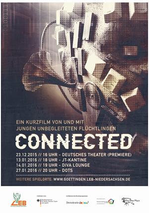CONNECTED – Ein Kurzfilm von und mit jungen unbegleiteten Flüchtlingen