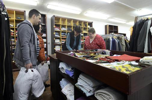 Hilfe für alle Bedürftigen – Sachspendenlager in Hann. Münden eröffnet