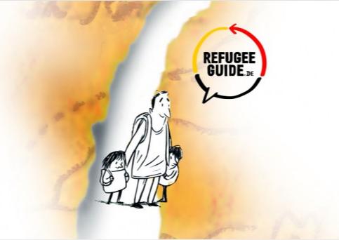 Refugee Guide Online – Orientierungshilfe für das Leben in Deutschland