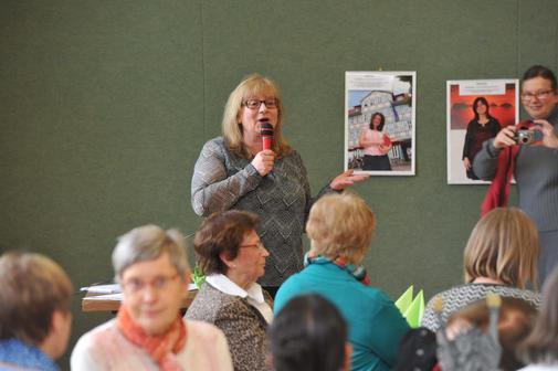 Weibliche Willkommenskultur – Café Grenzenlos feiert Geburtstag