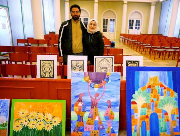Bilder für den Frieden
