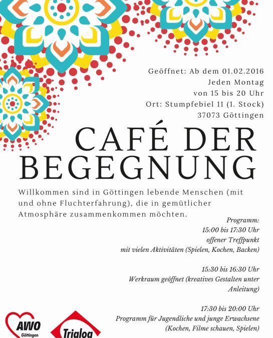 Café der Begegnung