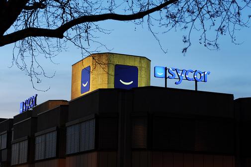 Sycor übernimmt Mietkosten für Spendenzentrum