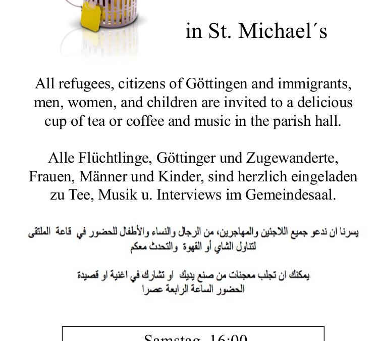 7. Tea Time International