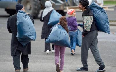 Stadt rechnet mit weiteren 800 Flüchtlingen