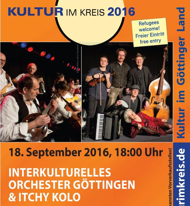 Kultur im Kreis – Musik- und Kulturangebote für Bewohner des Landkreises