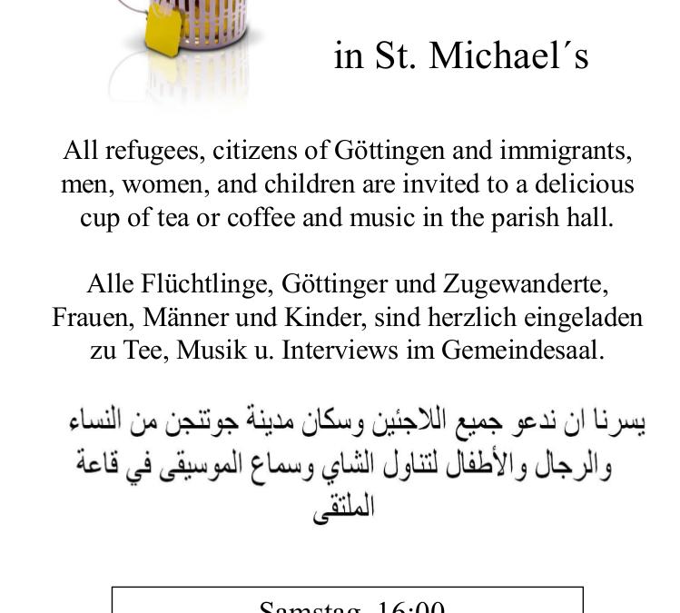 8. Tea Time International