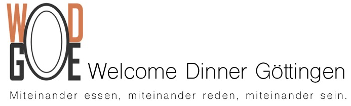 Welcome Dinner Göttingen