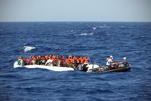 Initiative Sea Watch – Göttinger Arzt Mirschel rettet Tausende Flüchtlinge