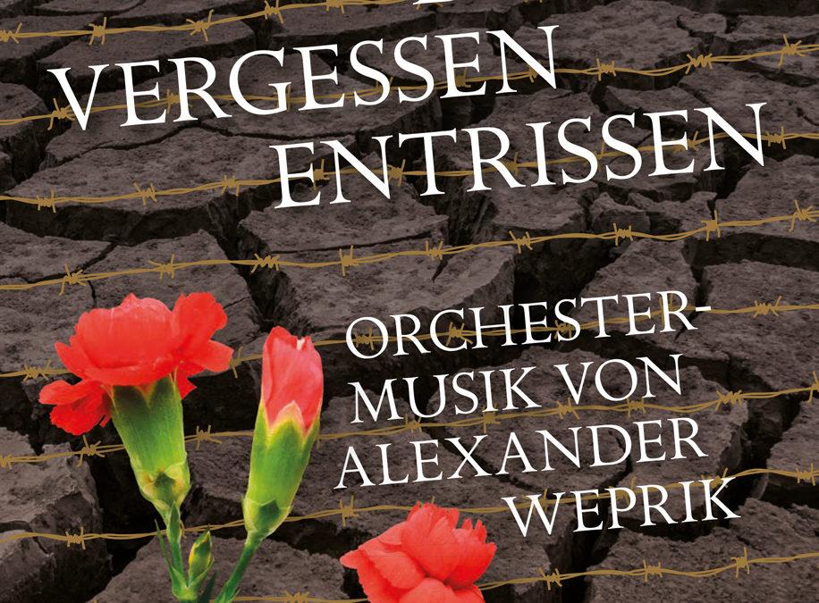 Dem Vergessen entrissen! Orchestermusik von Alexander Weprik (1899 – 1958)