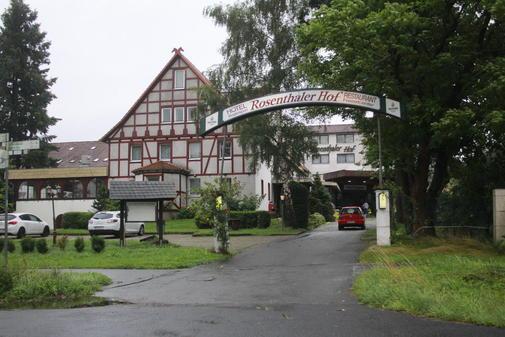 Rosenthaler Hof – 52 Flüchtlinge in Friedländer Außenstelle
