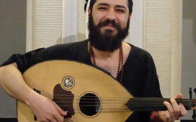 "Abdallah Ghabash 26.03. – ""Fremde Kulturen – Musik aus Syrien"""