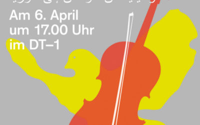 Syrian Expat Philharmonic Orchestra (SEPO) im Deutschen Theater