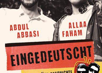 """Multimedia-Lesung """"Eingedeutscht – Die schräge Geschichte unserer Integration"""""""