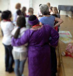 """Integratives Gesundheitsprojekt für Migrantenfamilie in Niedersachsen: """"your Health – your Rights"""""""