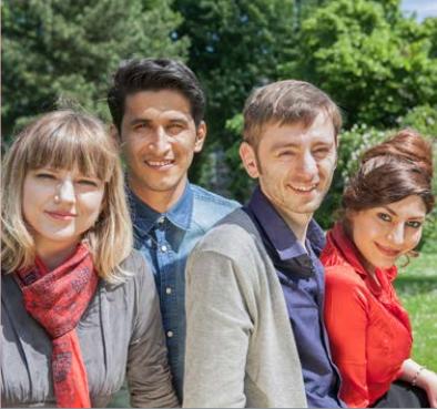 Bildungsberatung Garantiefonds Hochschule: Beratung und Förderung
