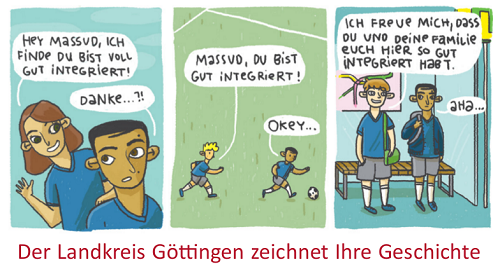 Comicbuch-Projekt