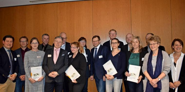 Landkreis Göttingen fördert 16 Familienzentren