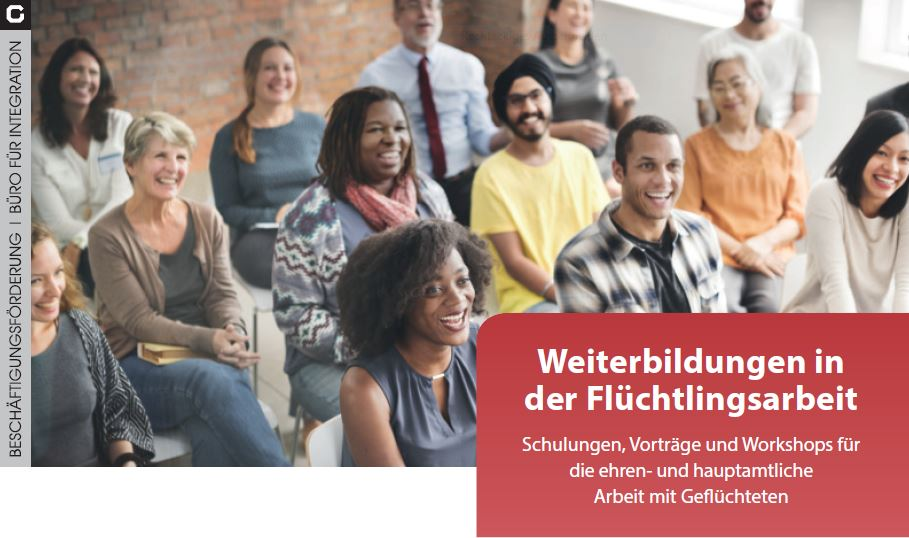 "Weiterbildung ""Integration durch Sport"" am 21. August 2019"