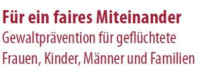 Fachtagung in Berlin zu Gewaltprävention für Geflüchtete
