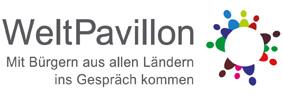"Infostand-Aktion des Projekts ""WeltPavillon"" in Göttingen"