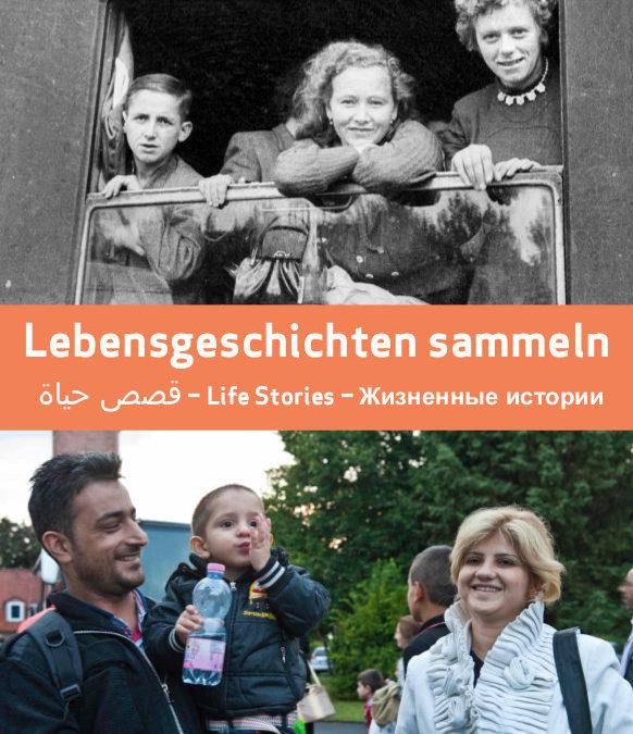 Museum Friedland: Lebensgeschichten sammeln