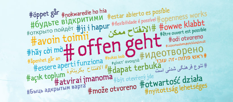 """Programm für """"Interkulturelle Woche"""" vom 26.09.-03.10.2021 erschienen"""