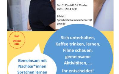 Sprach-Café im Leineviertel